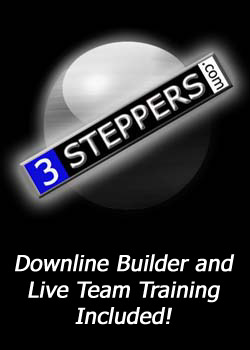3Steppers Free MLM Business Training System