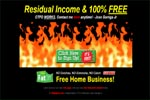 ChewTheFatOff FREE Residual Income MLM Home Business!